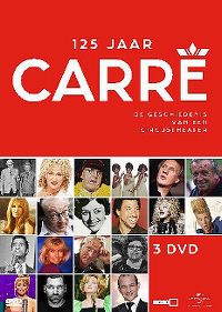Cover  - 125 jaar Carré [DVD]